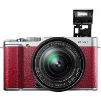 Фотоаппарат Fujifilm X-A1 16-50mm kit red