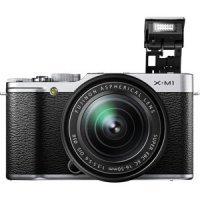 Фотоаппарат Fujifilm X-M1 16-50mm kit silver
