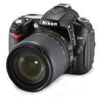 kupit-Фотоаппарат Nikon D90 18-105 VR Kit-v-baku-v-azerbaycane