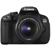kupit-Фотоаппарат Canon EOS 650D 18-55 mm-v-baku-v-azerbaycane