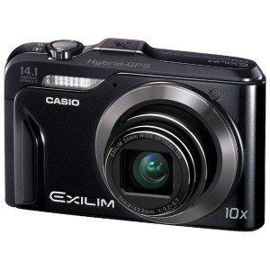 Фотоаппарат Casio EX-H20G black
