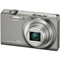 Фотоаппарат Casio EX-S200 Silver