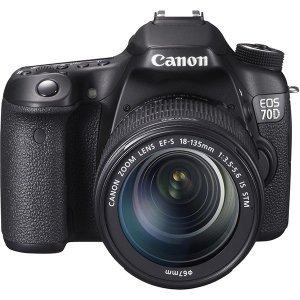 Фотоаппарат Canon EOS 70D 18-135 kit