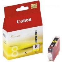 Картридж CANON CARTRIDGE CLI-8 Y