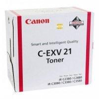 купить Картридж Canon TONER C-EXV21 MAGENTA (0454B002)