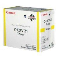 купить Картридж Canon TONER C-EXV21 YELLOW (0455B002)