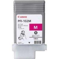 купить Картридж CANON CARTRIDGE PFI-102 MAGENTA INK (0897B001)