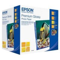 купить Бумага EPSON Premium Glossy Photo Paper 10x15 500 sheets (C13S041826)