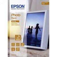 купить Бумага EPSON Photo Paper 13x18 50 sheets (C13S042158)