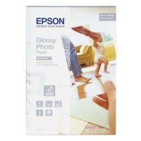 купить Бумага EPSON Glossy Photo Paper 10x15 50sheets (C13S042176)