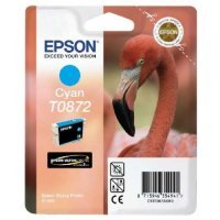 купить Картридж EPSON CARTRIDGE ULTRA CHROME HIGLOSS2INK FOR R1900 CYAN (C13T08724010)