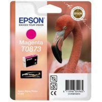купить Картридж EPSON CARTRIDGE ULTRA CHROME HIGLOSS2INK FOR R1900 MAGENTA (C13T08734010)