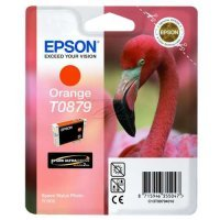 купить Картридж EPSON CARTRIDGE ULTRA CHROME HIGLOSS2INK FOR R1900 ORANGE (C13T08794010)
