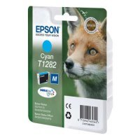 купить Картридж EPSON CARTRIDGE I/C cyan for S22/SX125 (C13T12824011)