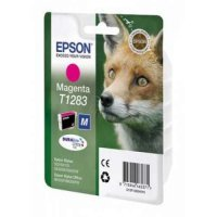 купить Картридж EPSON CARTRIDGE I/C magenta for S22/SX125 (C13T12834011)