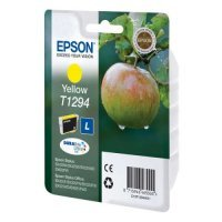 купить Картридж EPSON CARTRIDGE I/C yellow for SX420W/BX305F (C13T12944011)