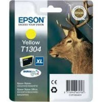 купить Картридж EPSON CARTRIDGE I/C yellow B42WD (C13T13044010)
