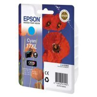 купить Картридж EPSON CARTRIDGE I/C (c) XP33/203/303 HAV3-P (Claria Home 17XL) (C13T17124A10)