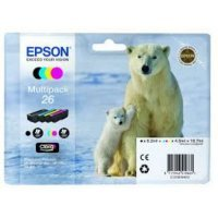 купить Картридж EPSON CARTRIDGE XP600/7/8 multipack (C13T26164010)