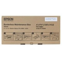 купить Картридж Epson Stylus Pro 4900 Borderless Maintenance box (C13T619100)