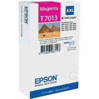 купить Картридж Epson WP 4000/4500 Series Ink XXL Cartridge Magenta 3.4k (C13T70134010)