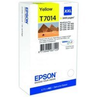 купить Картридж Epson WP 4000/4500 Series Ink XXL Cartridge Yellow 3.4k (C13T70144010)
