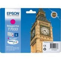 купить Картридж Epson WP 4000/4500 Series Ink L Cartridge Magenta 0.8k (C13T70334010)