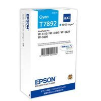 купить Картридж Epson WF-5xxx Series Ink Cartridge XXL Cyan (C13T789240)