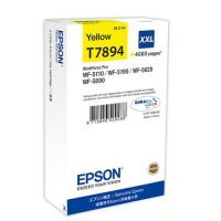 купить Картридж Epson WF-5xxx Series Ink Cartridge XXL Yellow (C13T789440)