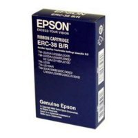 купить Картридж EPSON Ribbon TM-300/U300/U210D/U220/U230, black/red (old) (C43S015376)
