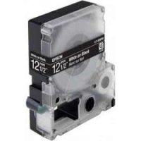 kupit-купить Картридж Epson Tape - LC4BWV9 Vivid White/Black 12/9 (C53S625404)-v-baku-v-azerbaycane