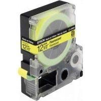 купить Картридж Epson Tape - LC4YBF9 Fluor Blk/Yell 12/9 (C53S625405)