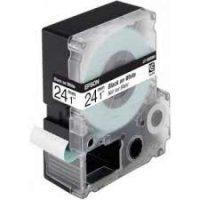 купить Картридж Epson Tape - LC6WBN9 Std Blk/Wht 24/9 (C53S627402)