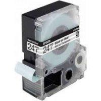 kupit-купить Картридж Epson Tape - LC6TBN9 Clear Blk/Clear 24/9 (C53S627403)-v-baku-v-azerbaycane