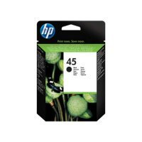 HP Картридж № 45 Large 51645A 42ml (черный)