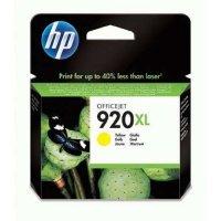 Струйный картридж HP No.920 (CD974AE/OJ 6500) Yellow