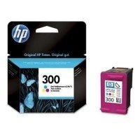 Струйный картридж HP № 300 CC643EE (цветной)