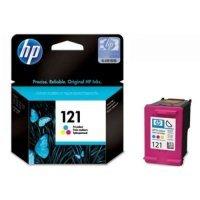 Струйный картридж HP № 121 CC643HE (цветной)