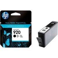 Струйный картридж HP No.920 (CD971A/OJ 6500) Black
