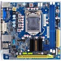 Материнская плата FOXCONN H61MXV +Core i3