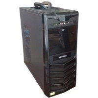 kupit-Компьютерный корпус FRONTIER Ares AS08A (Black-Blue)-v-baku-v-azerbaycane
