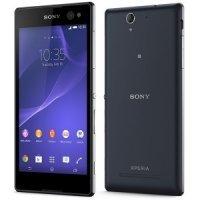 Смартфон Sony Xperia C3 Dual black