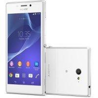 Смартфон Sony Xperia M2 (white)