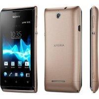 Смартфон Sony Xperia E Dual C1605 (Champagne)