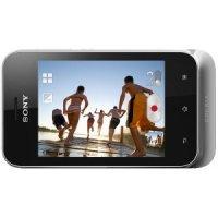 Смартфон Sony Xperia Tipo Dual ST21i2 Silver (DUAL SIM)