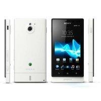 Смартфон Sony Xperia Sola MT27i (white)