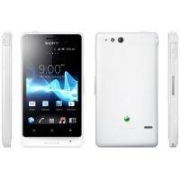 Смартфон Sony Xperia Go ST27 White