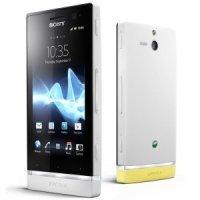 Смартфон Sony Xperia U ST25i (white)