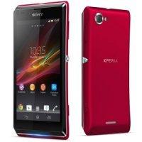 Смартфон Sony Xperia L (red)