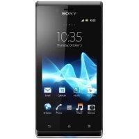 Смартфон Sony Xperia J ST26 (Black)